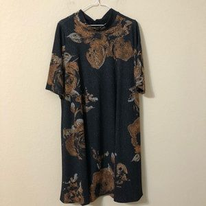 Signature By Robbie Bee Black Dress NWT